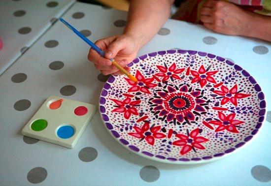 MadeByYou Sam Pomaluj Ceramike
