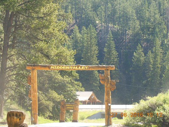 Foto de Hidden Valley Campground