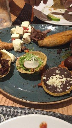 La Mejor Cocina Oaxaquena Fuera De Oaxaca Picture Of Guzina