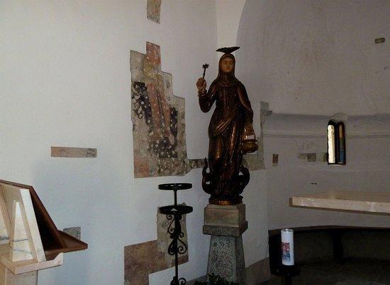 Mergozzo, Italia: Santa Marta ammansisce il drago