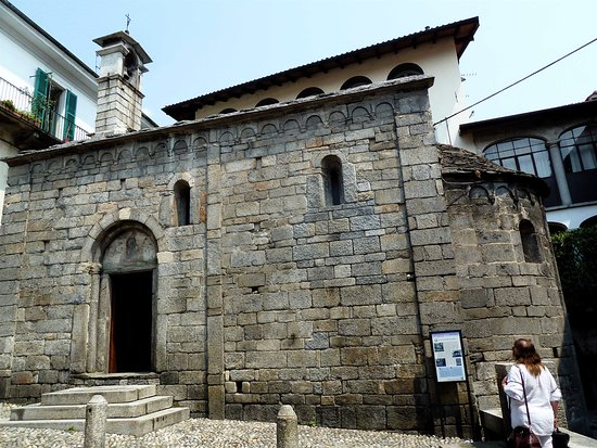 Mergozzo, Italia: Chiesa di Santa Marta