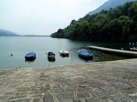 Mergozzo, Italien: Porticciolo