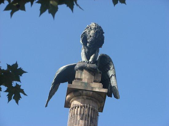 Monumento aos Heróis da Guerra Peninsular, Porto