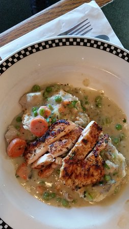 Gridley, CA: Chicken Pot Pie
