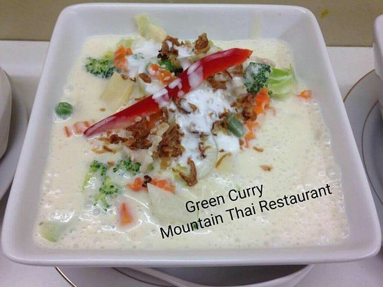 ‪‪Stratford‬, نيوزيلندا: Mountain Thai Restaurant‬