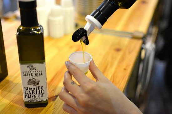 Queen Creek, AZ: Olive Oil Tasting