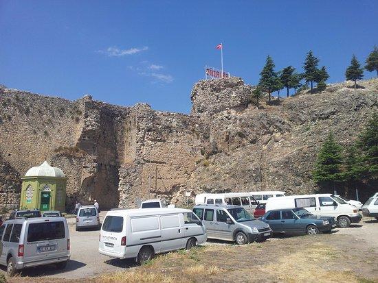 Egirdir, Turquía: eğirdir kalesi (04.07.2016, eğirdir)