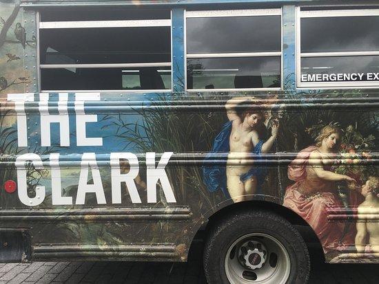 Williamstown, ماساتشوستس: The bus!