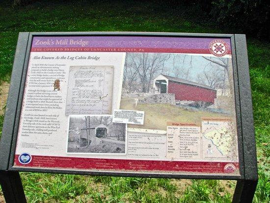 Leola, Pensilvania: Sign