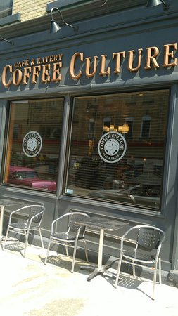 Mount Forest, Kanada: Coffee Culture