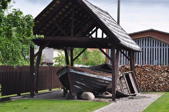 Roja Marine Fisheries Museum