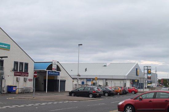 Murrayfield Shopping Centre