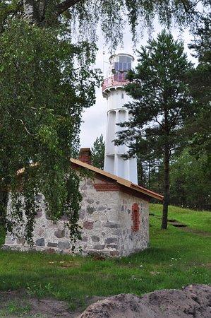 Mersrags, Latvia: Маяк
