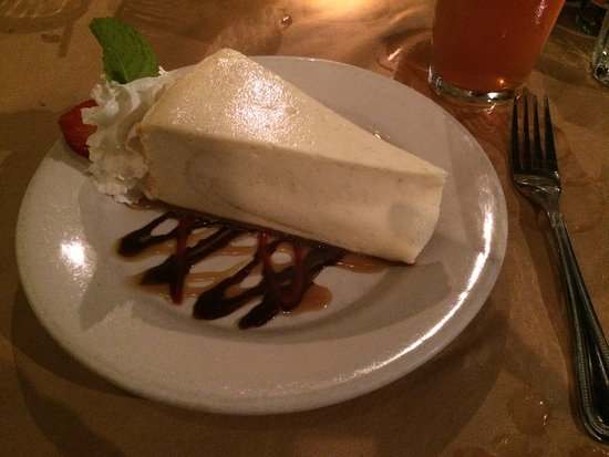 Raven Grill: Cheese cake