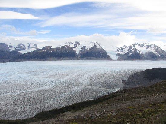 Glacier Grey : Glaciar Grey