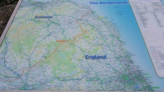סקוטיש בורדרס, UK: Borders