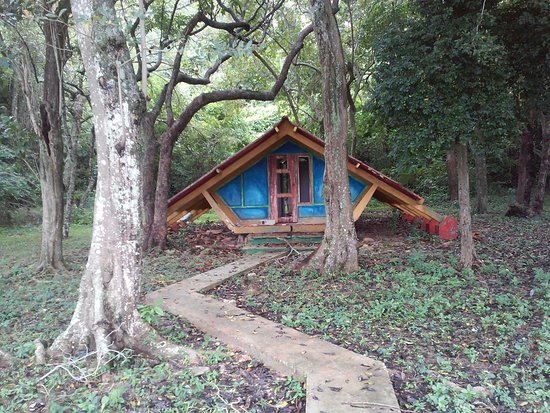 Santa Cruz del Norte, Cuba: Casita en el bosque. Jibacoa