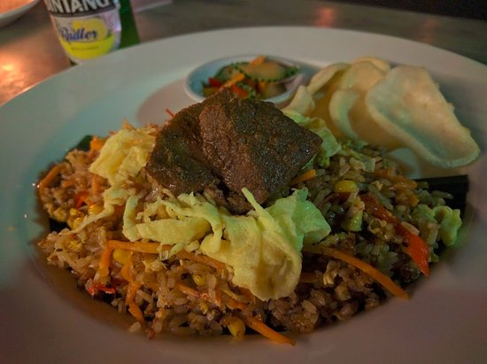 The Breezes Bali Resort & Spa: Sumatran Fried Rice