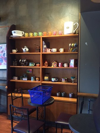 Teaneck, Nueva Jersey: A local favorite with a good coffee