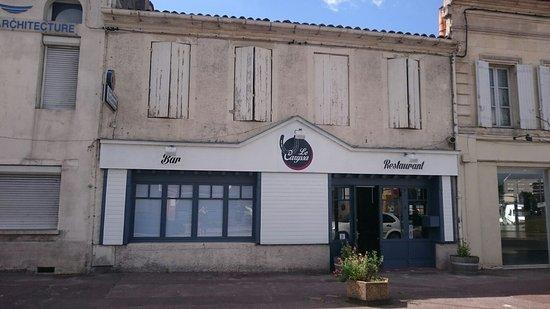 Castillon-la-Bataille, Fransa: Le Caryssa