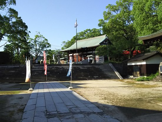 Nigitsu Shrine