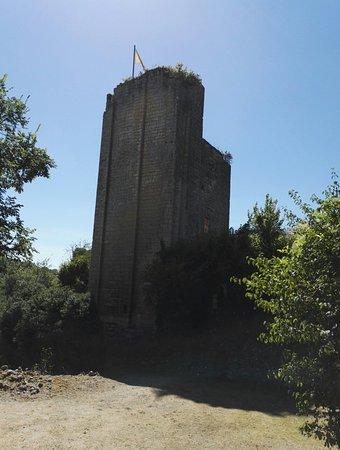 Mauzens-et-Miremont, France: Forteresse de Miremont