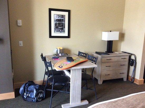 Jay, VT: Sitting area