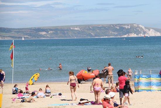 Beach Hot Day