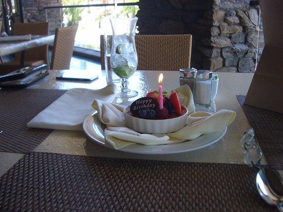 Cili: Happy Birthday to Me