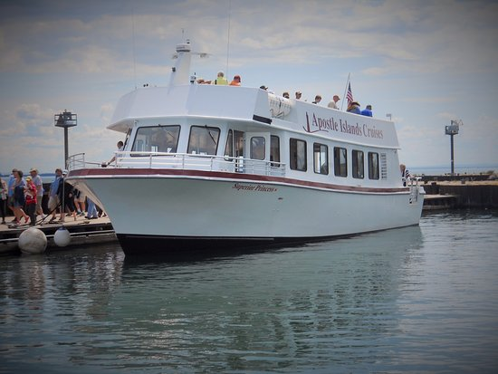 Which Apostle Island Cruises Reviews