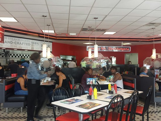 Morrow, GA: Steak 'n Shake