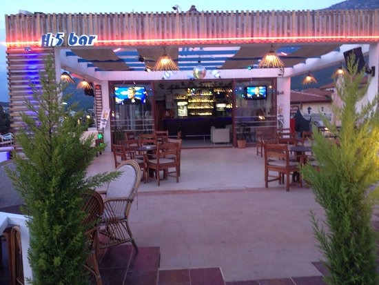 Hisaronu, Turchia: Hi 5 Bar