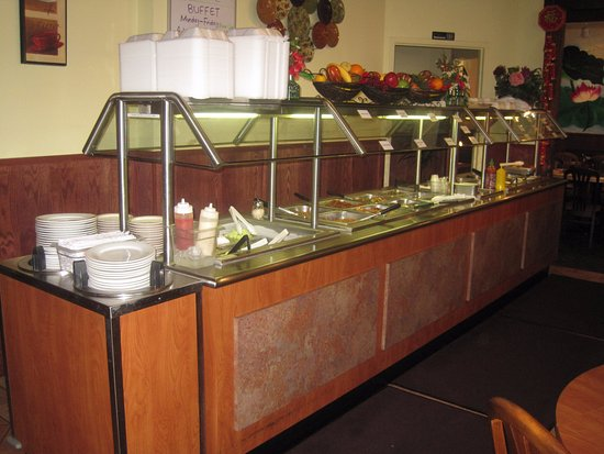 Shoreview, MN: Small buffet but excellent choices!