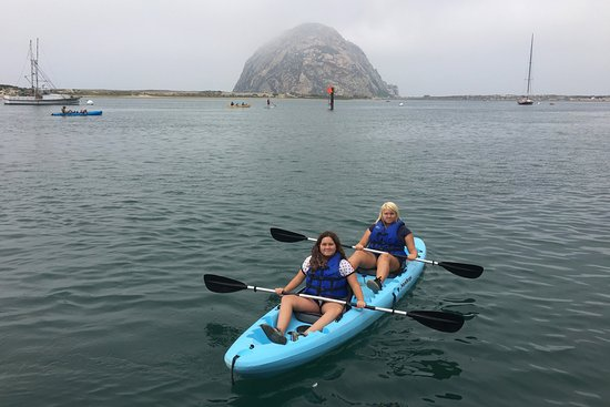 Rock Kayak: Morro Rock