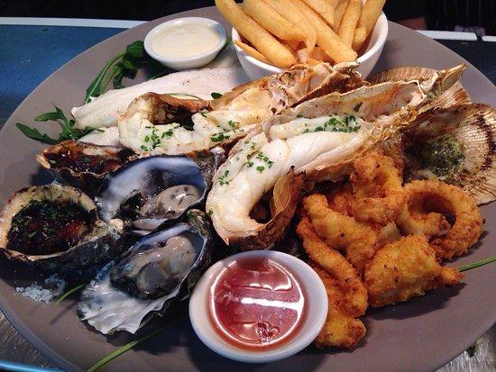Kensington, Australia: Delicious