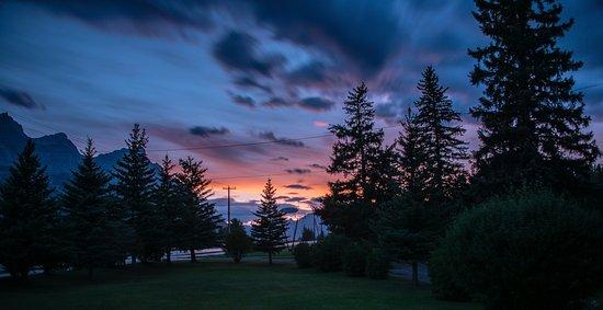 Harvie Heights, Canada: Blick Richtung Banff