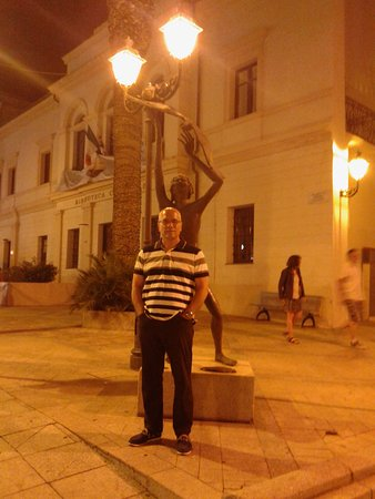 Foto de Colonna Palace Hotel Mediterraneo