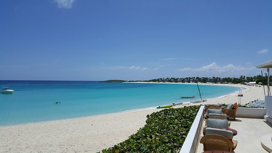 West End Village, Anguila: That beach all for yourself !