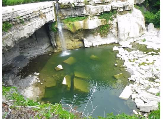 Lansing, NY: Ludlow Falls