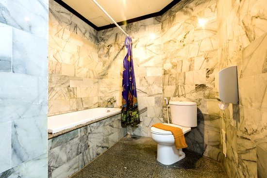 Pak Nam, Thailand: Green house hotel krabi_room
