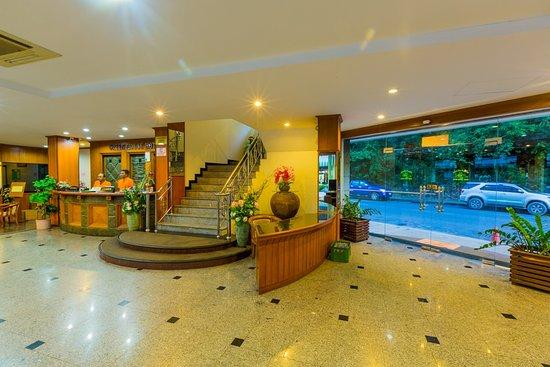 Pak Nam, Thailand: Green House Hotel KRABI