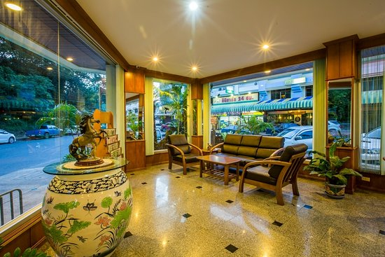 Pak Nam, Ταϊλάνδη: Green House Hotel KRABI