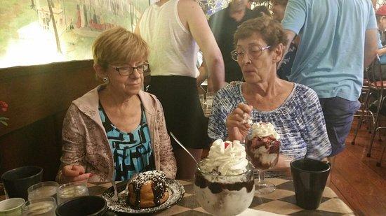 Port Jervis, estado de Nueva York: Riverside Creamery