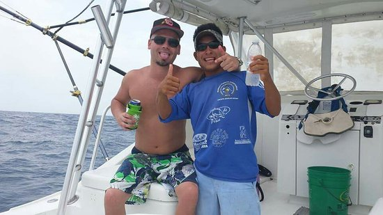 Puerto Aventuras Fishing: La pesca deportiva con David