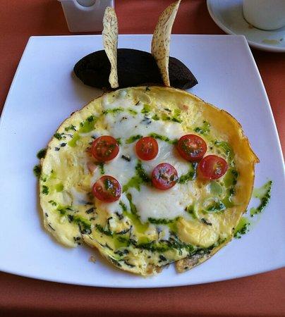 Hotel Los Pasos: Excelentes desayunos!