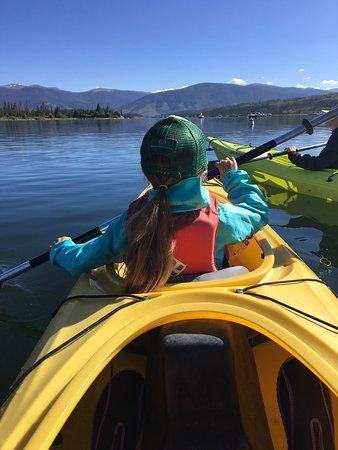 Kayak Lake Dillon: photo1.jpg