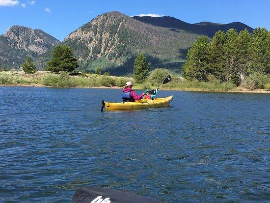 Kayak Lake Dillon: photo2.jpg