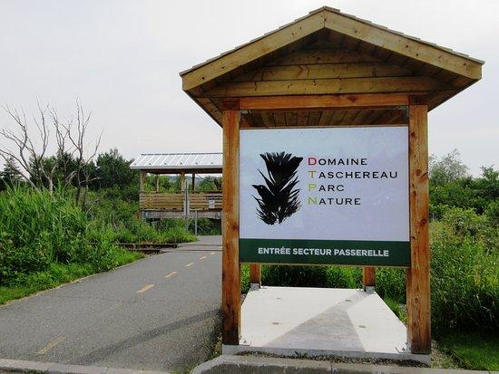 Domaine Taschereau-Parc Nature