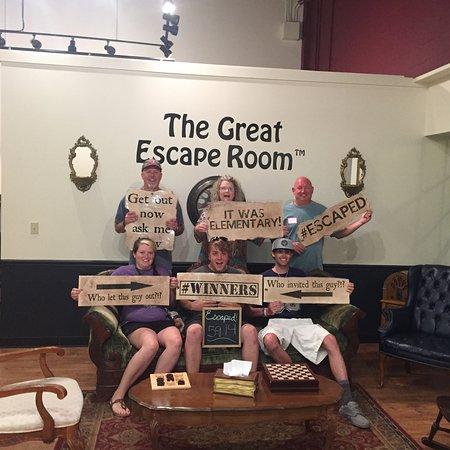 Escape Room Jacksonville Reviews