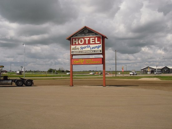 Strategically located at a major intersection just east of Killam, Smitty's is easy to find.